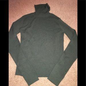 Brandy Melville turtle neck cashmere sweater